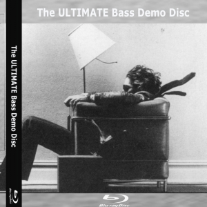 The ULTIMATE Bass Demo Disc Volume 1 BLU-RAY