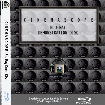 Cinemascope Blu-Ray Demonstration Disc