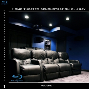 Home Theater Demonstration Disc Volume 1 BLU-RAY