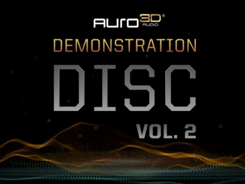 2017 AURO-3D Demo Disc Vol.2