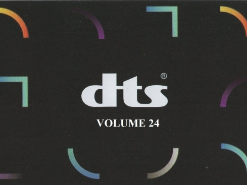 2020 DTS Demo Disc Vol.24